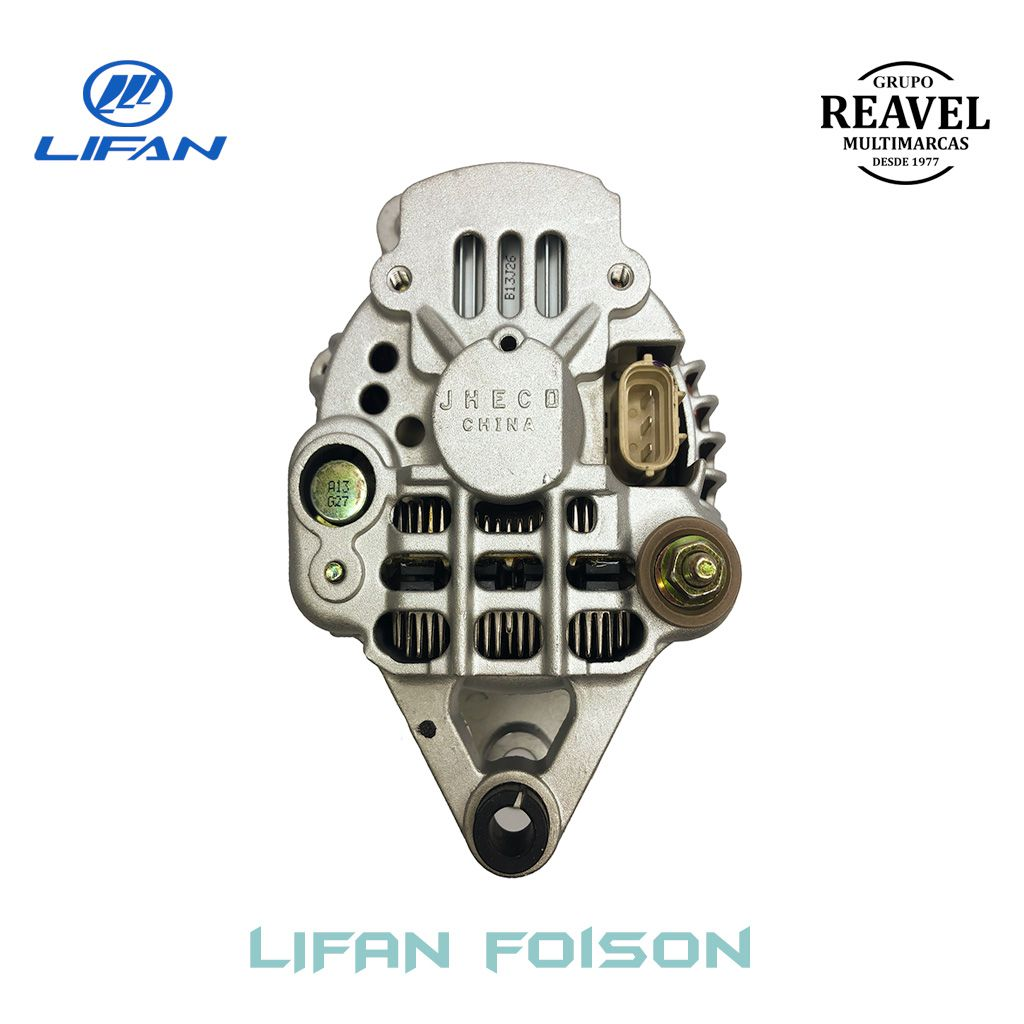 Alternador - Lifan Foison