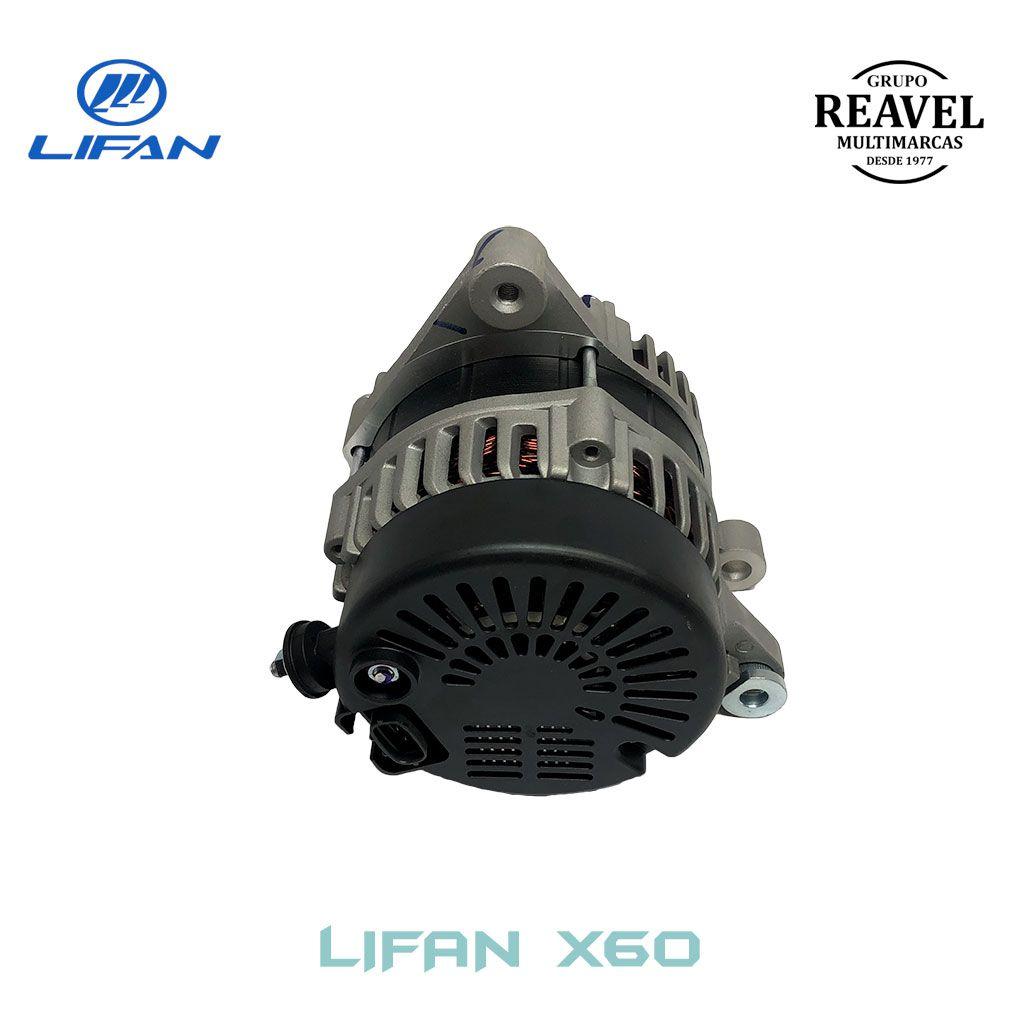 Alternador Lifan X60 - 3 Pinos