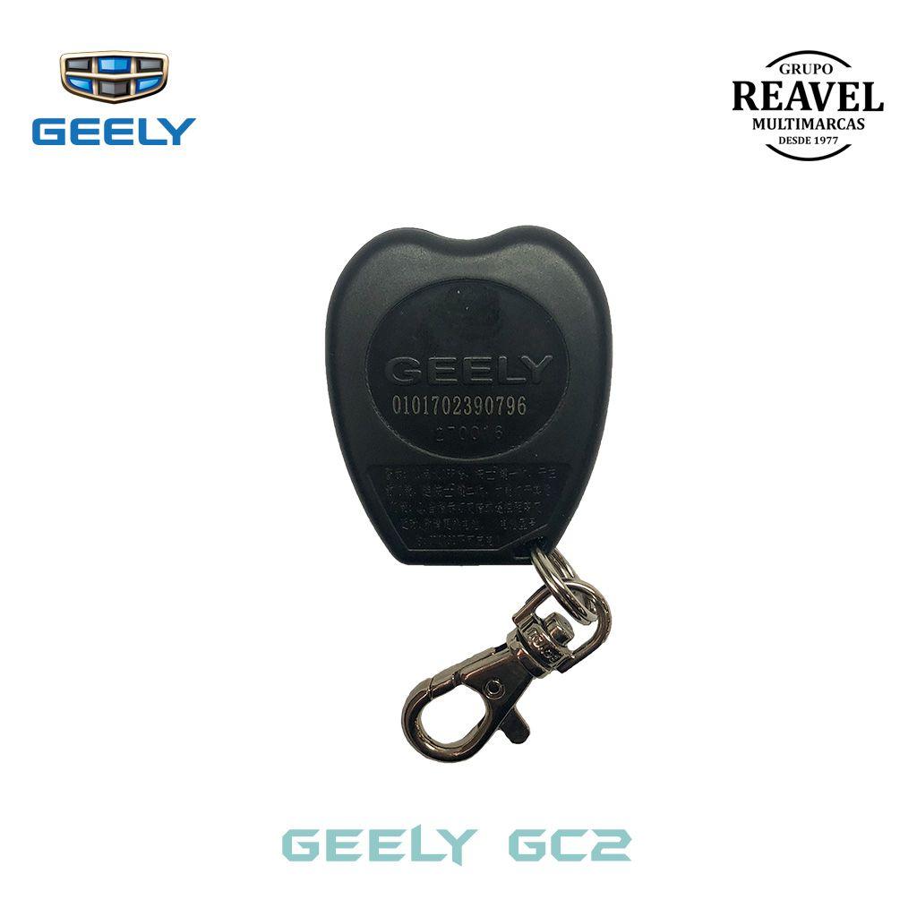 Chave de Ignição COM Comando - Geely GC2