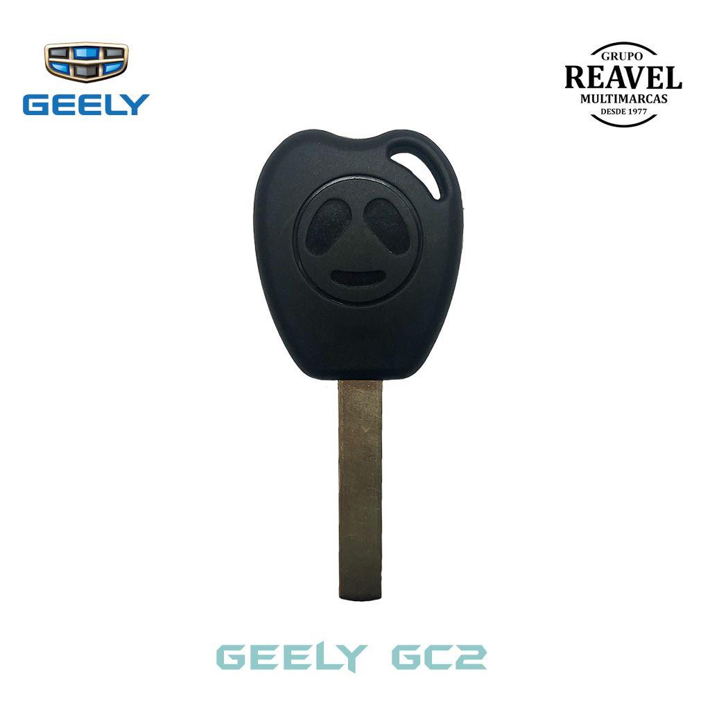 Chave de Ignição SEM Comando - Geely GC2