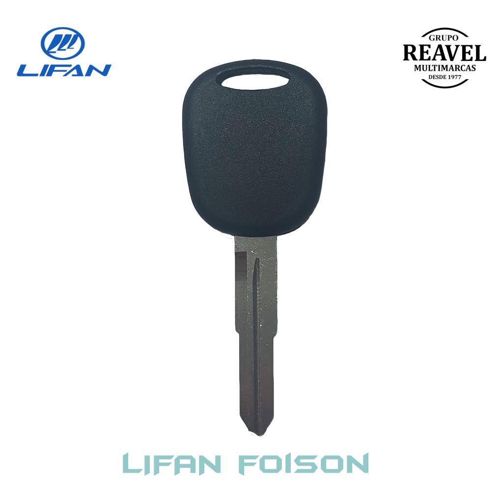 Chave de Ignição - Lifan Foison