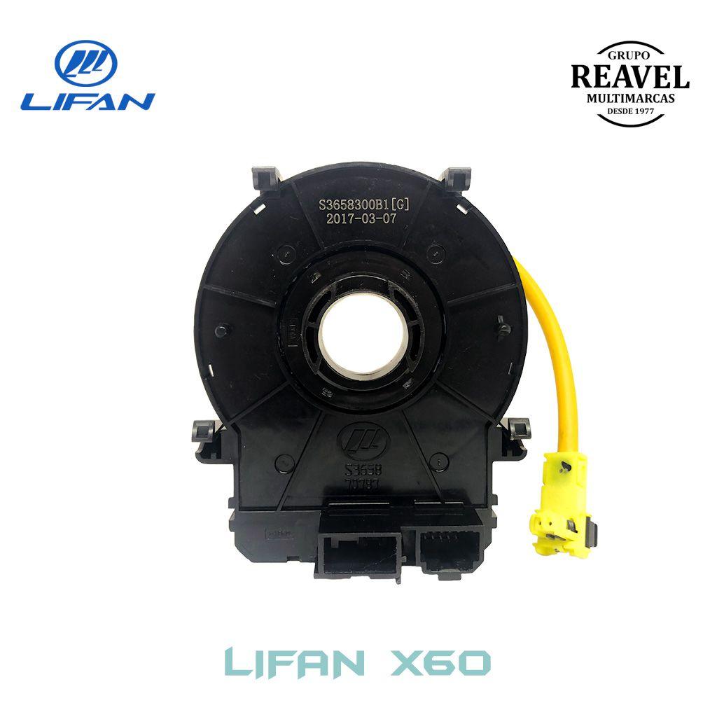 Cinta do AirBag - Lifan X60