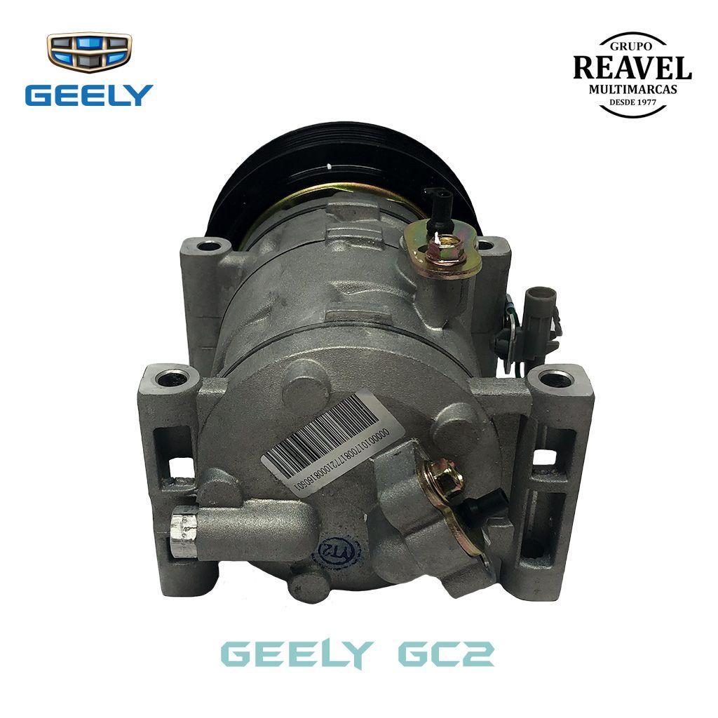 Compressor do Ar Condicionado - Geely GC2