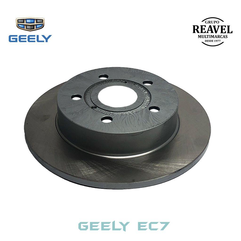 Disco de Freio Traseiro - Geely EC7