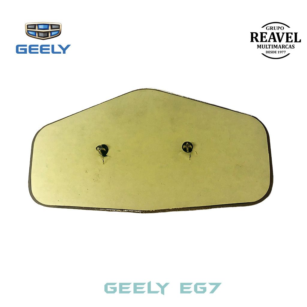 Emblema da Grade Radiador - Geely EC7