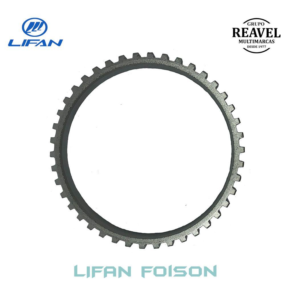 Engrenagem do Velocímetro - Lifan Foison