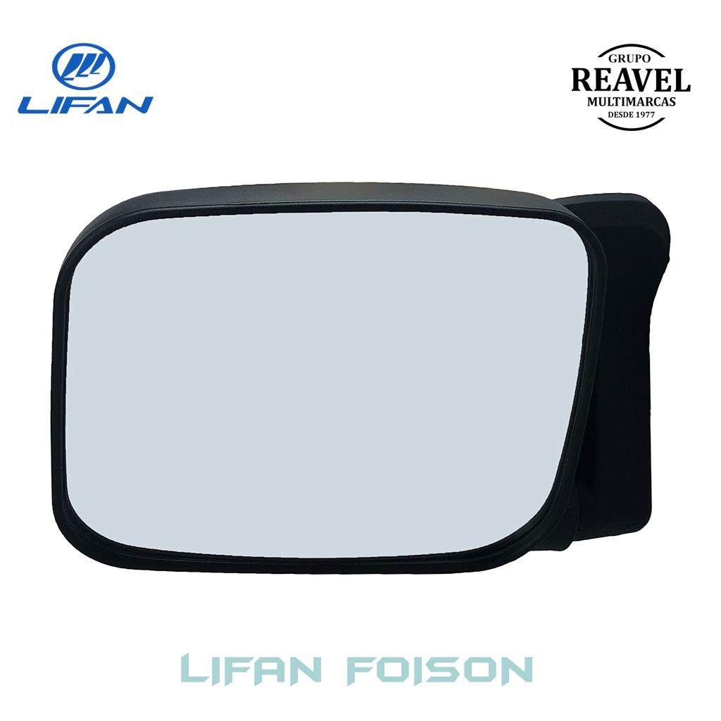 Espelho Retrovisor Externo Direito - Lifan Foison