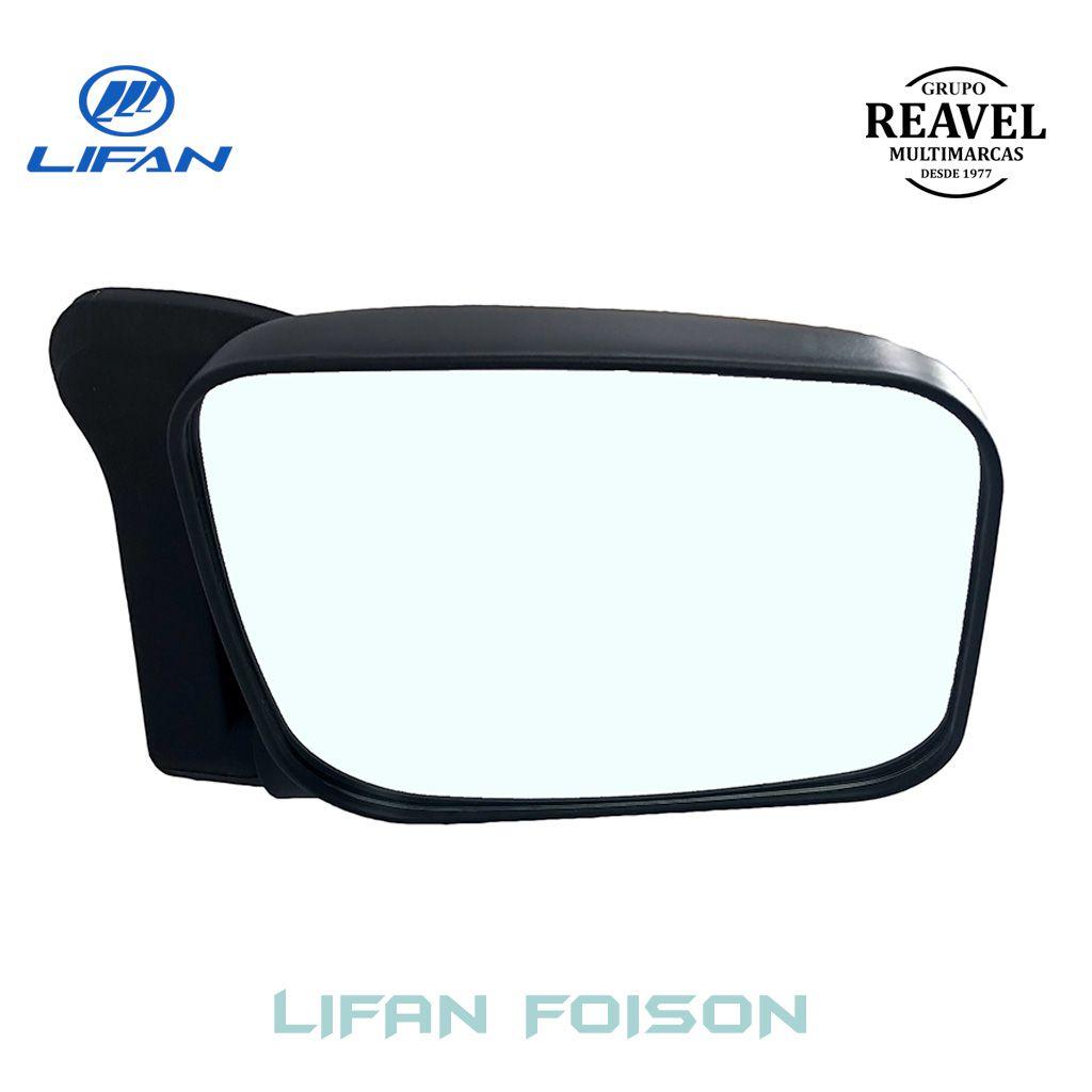 Espelho Retrovisor Externo Esquerdo - Lifan Foison
