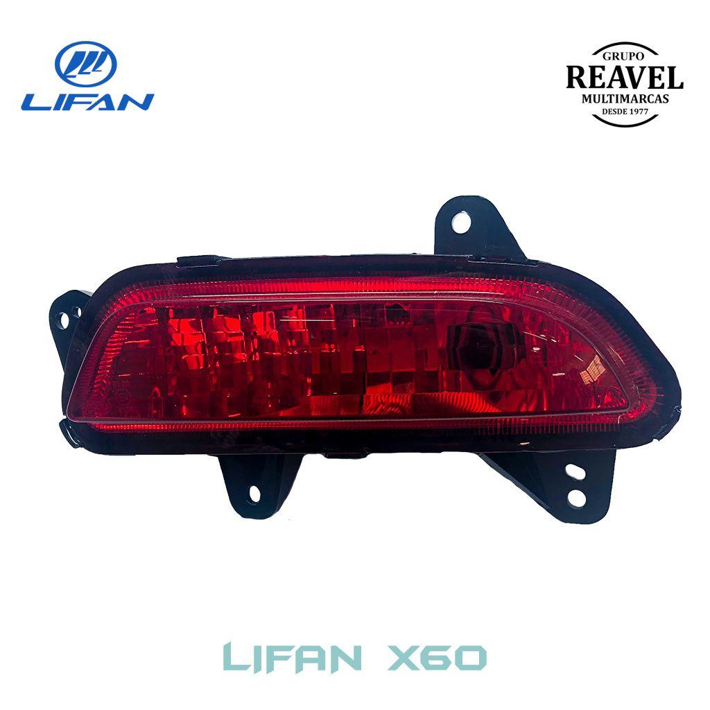 Farol de Neblina Traseiro Direito - Lifan X60
