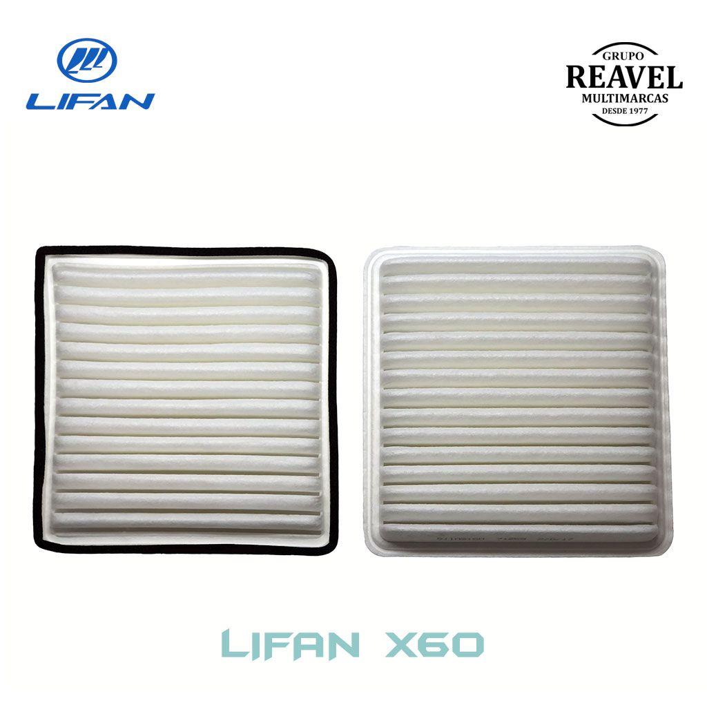 Filtro de Ar -  Lifan X60