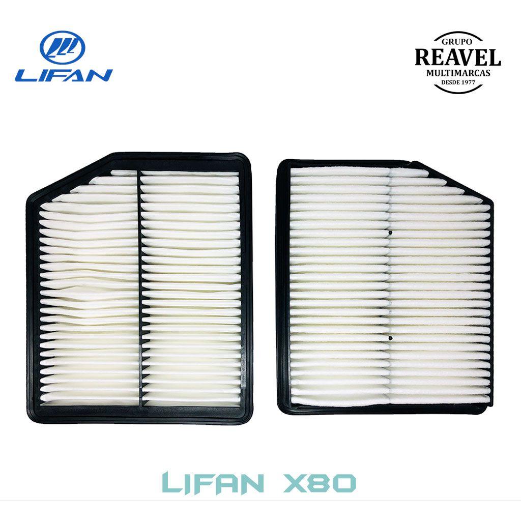 Filtro de Ar - Lifan X80