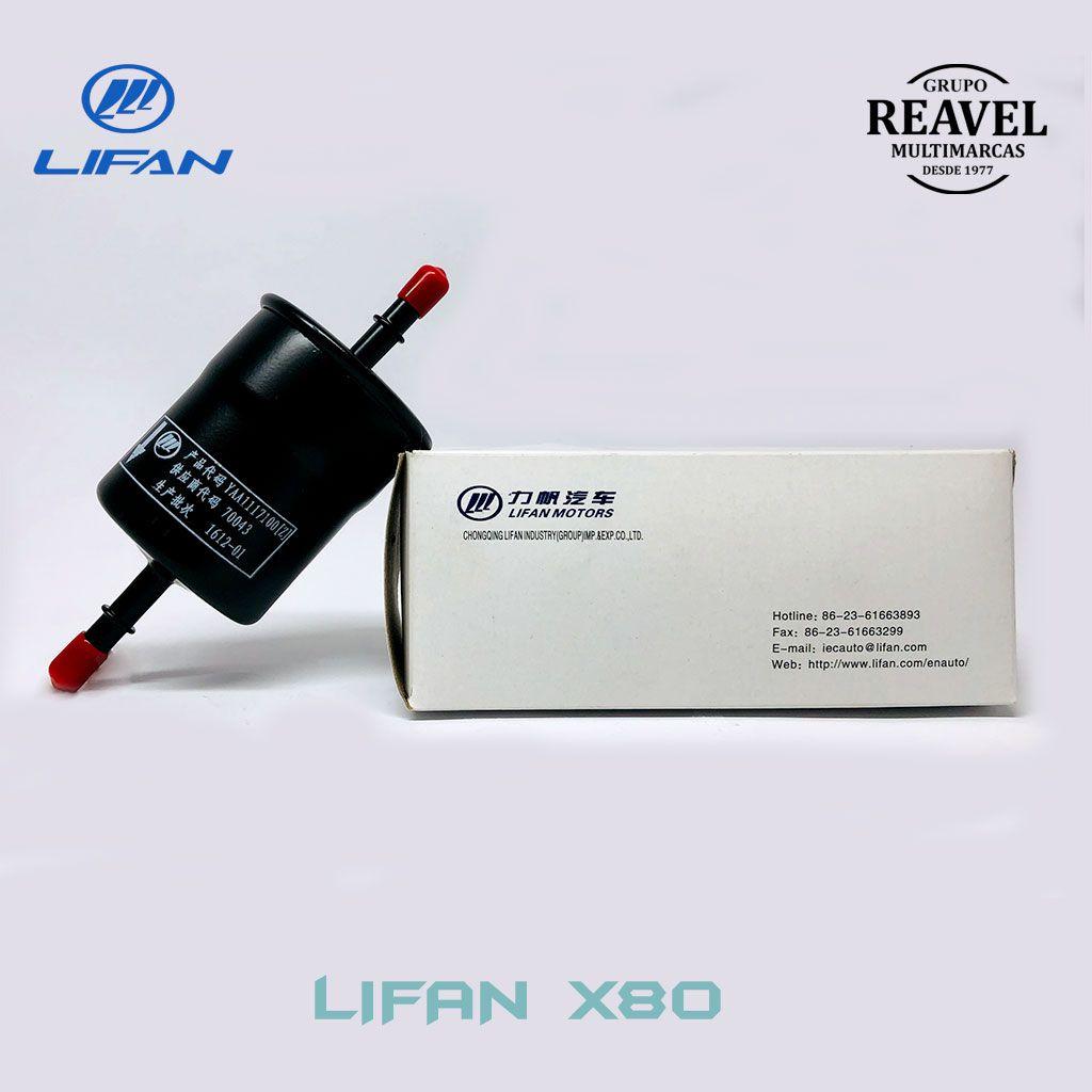 Filtro de Combustível - Lifan X80