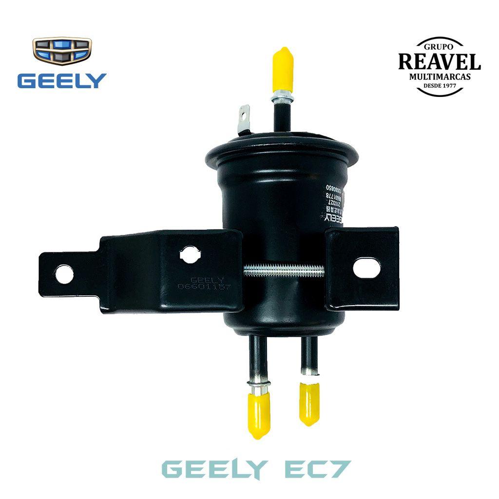Filtro de Combustível + Suporte - Geely GC2