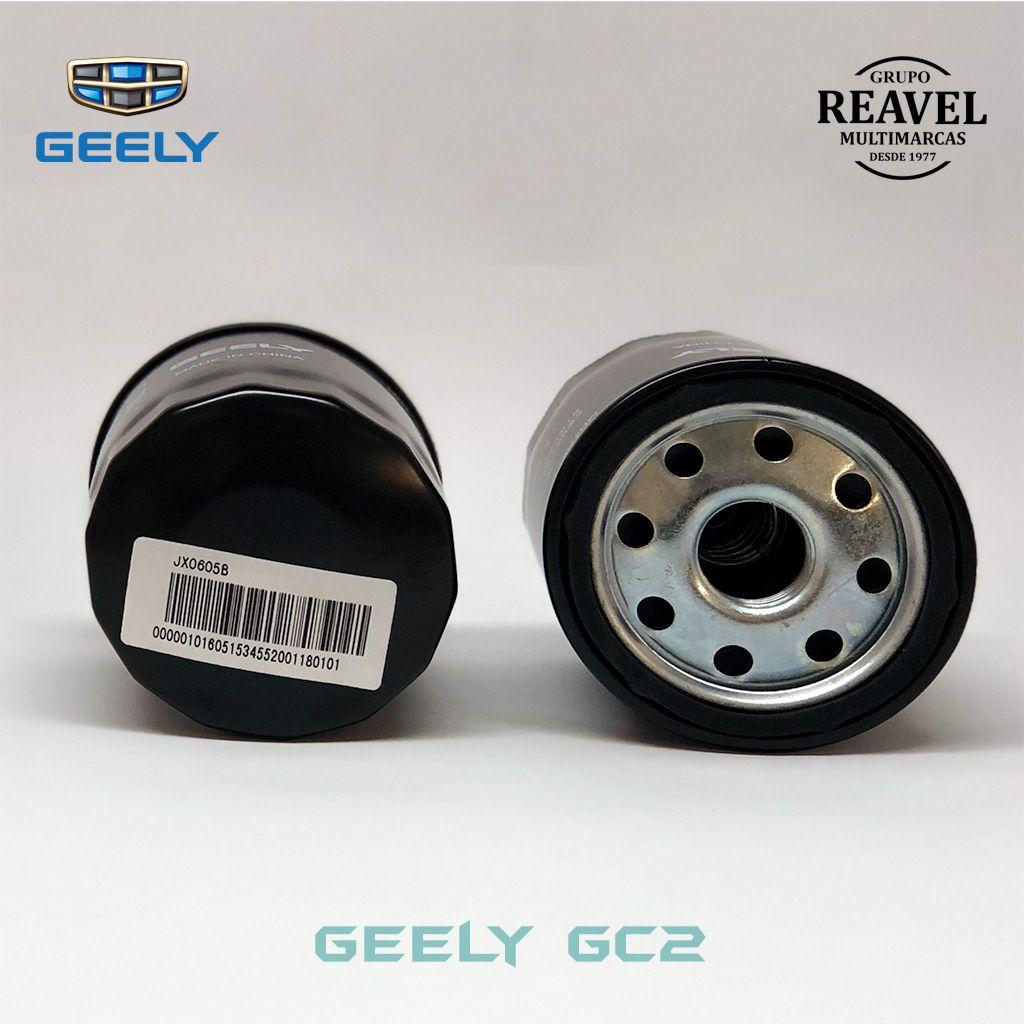 Filtro de Óleo do Motor - Geely GC2
