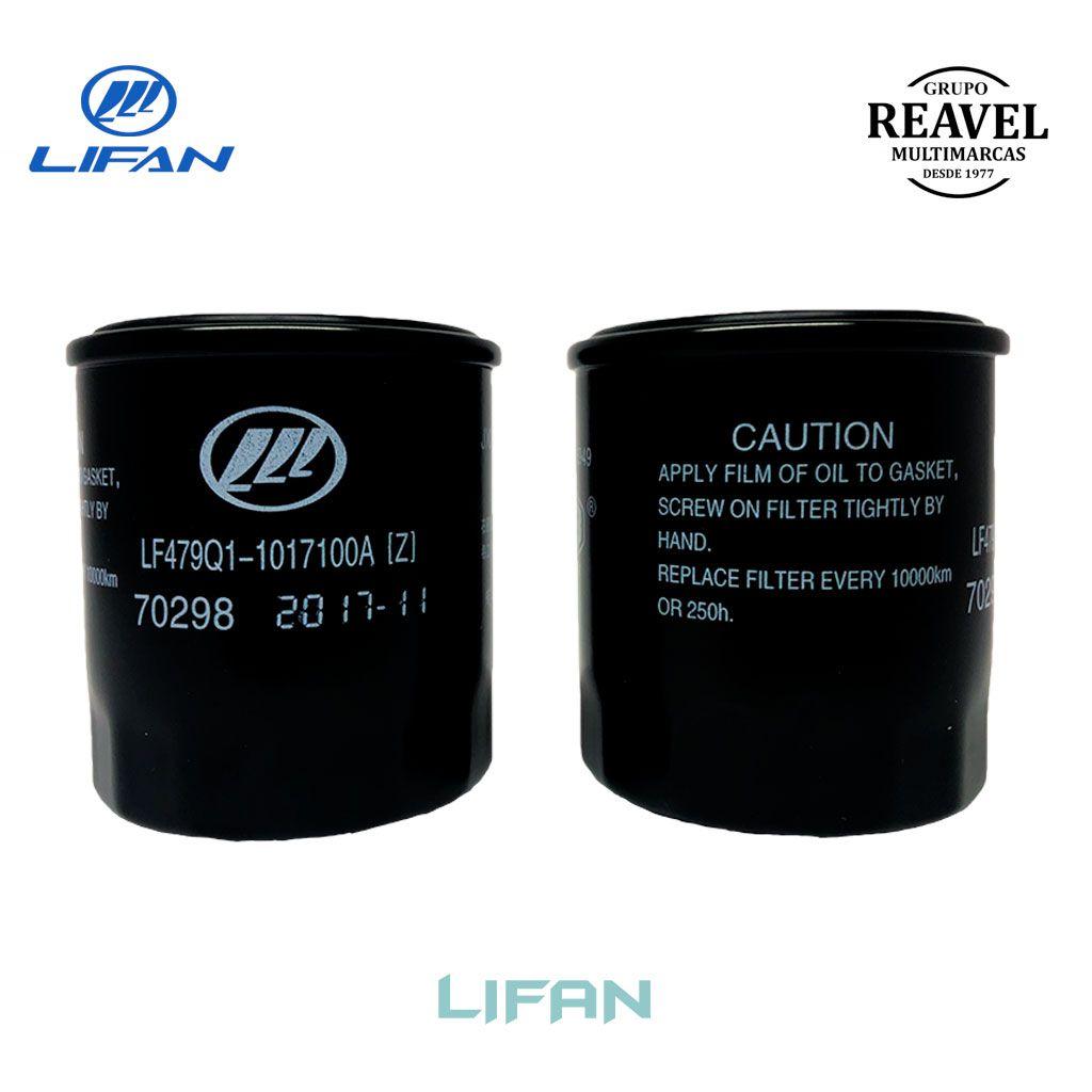 Filtro de Óleo do Motor - Lifan Uso Comum