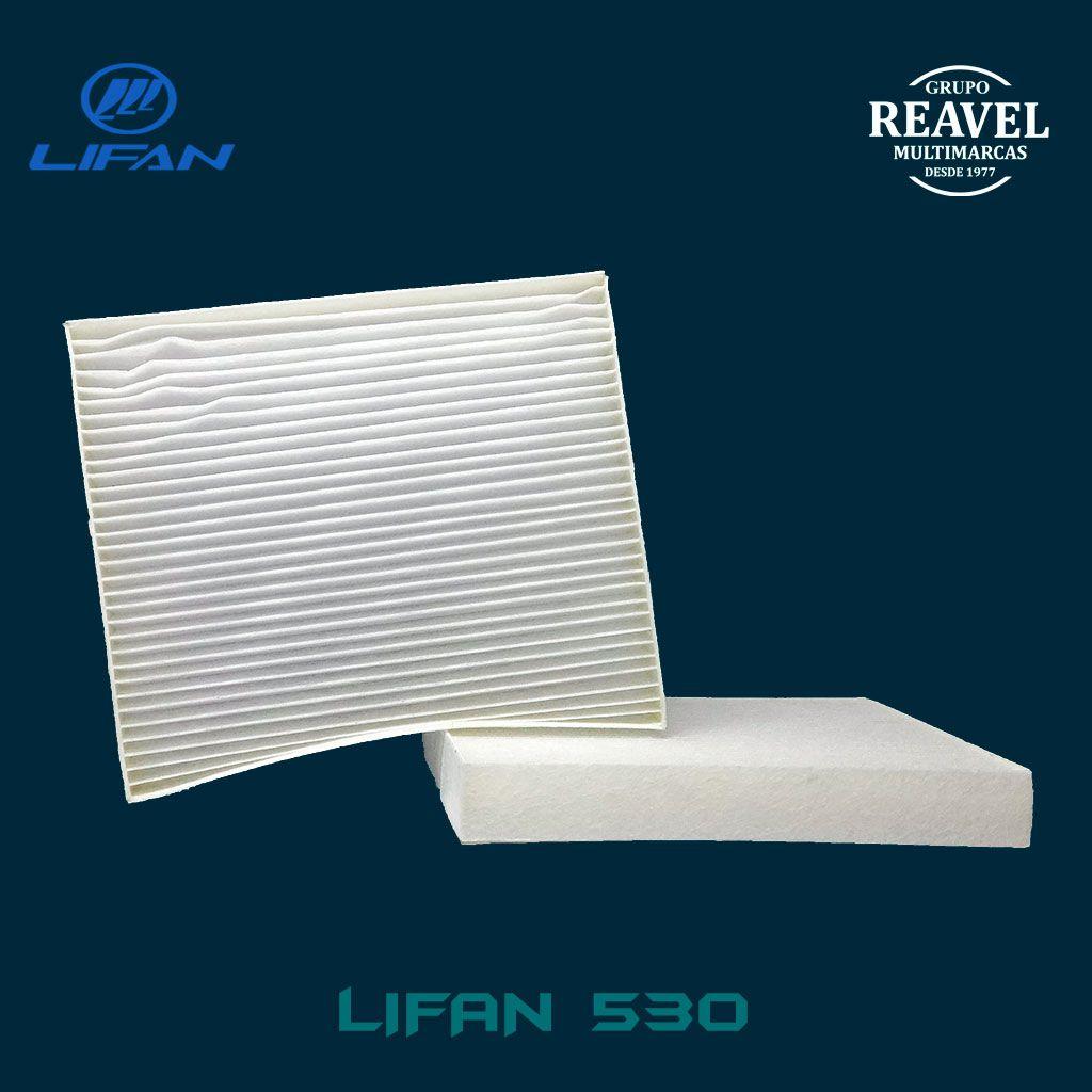 Filtro do Ar Condicionado - Lifan 530