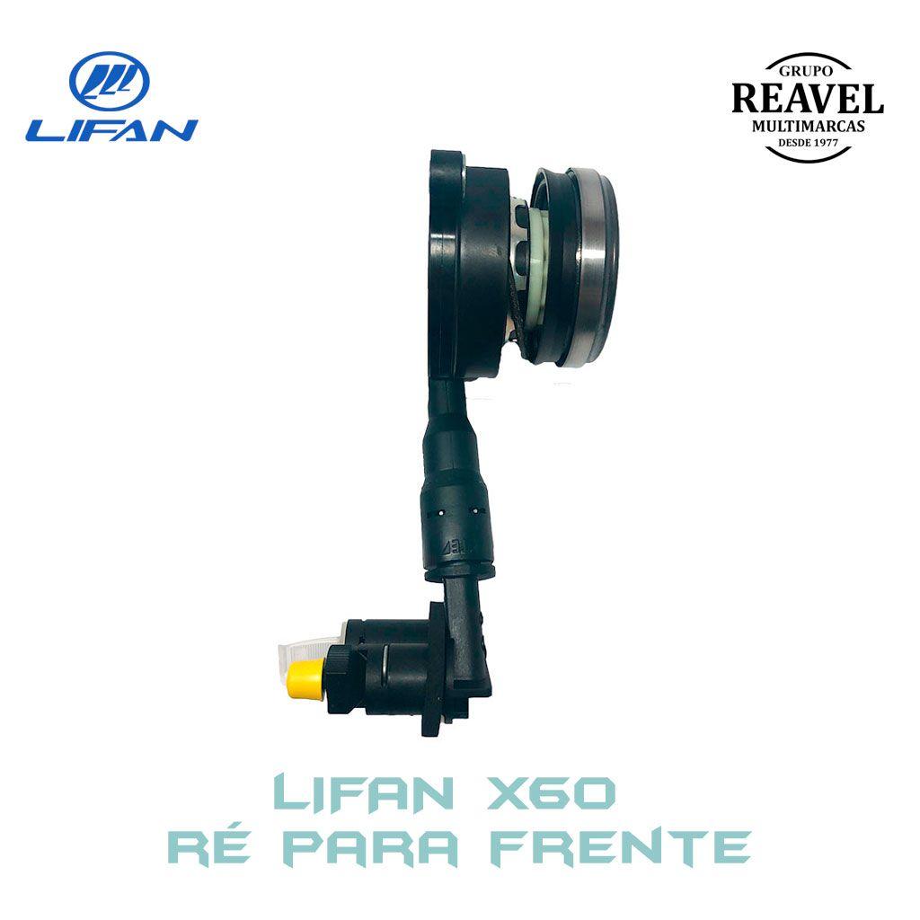 Kit de Embreagem Lifan X60 - Ré Para Frente