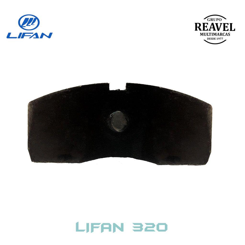 Kit de Pastilha de Freio Dianteiro - Lifan 320