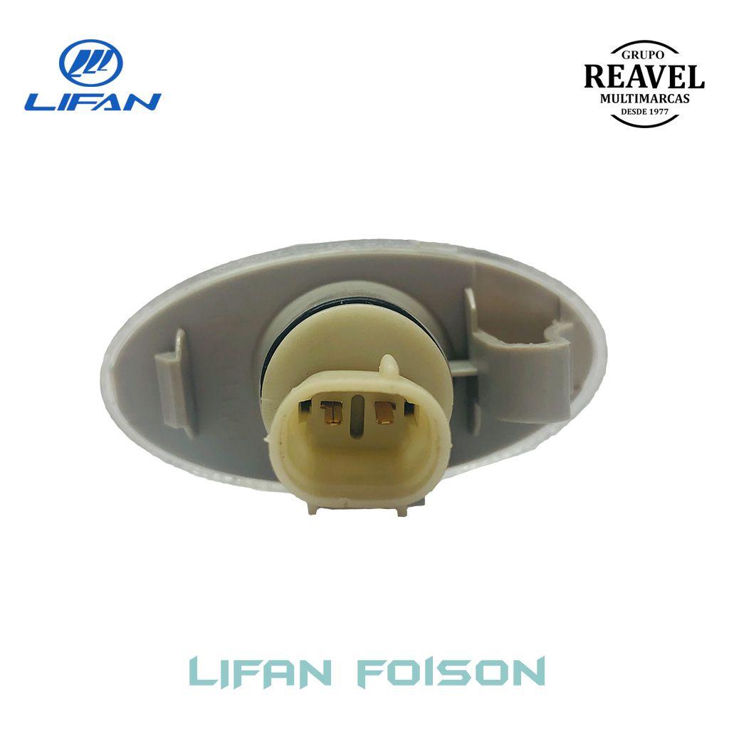 Pisca do Paralama Esquerdo - Lifan Foison
