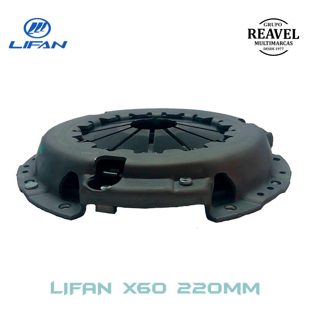 Plato da Embreagem Lifan X60 Ré Para Trás (220MM)