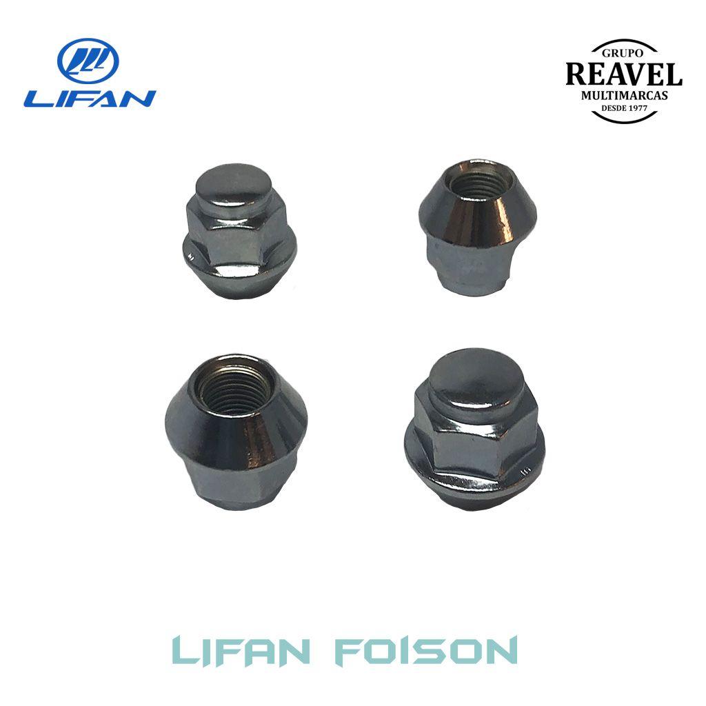 Porca da Roda - Lifan Foison