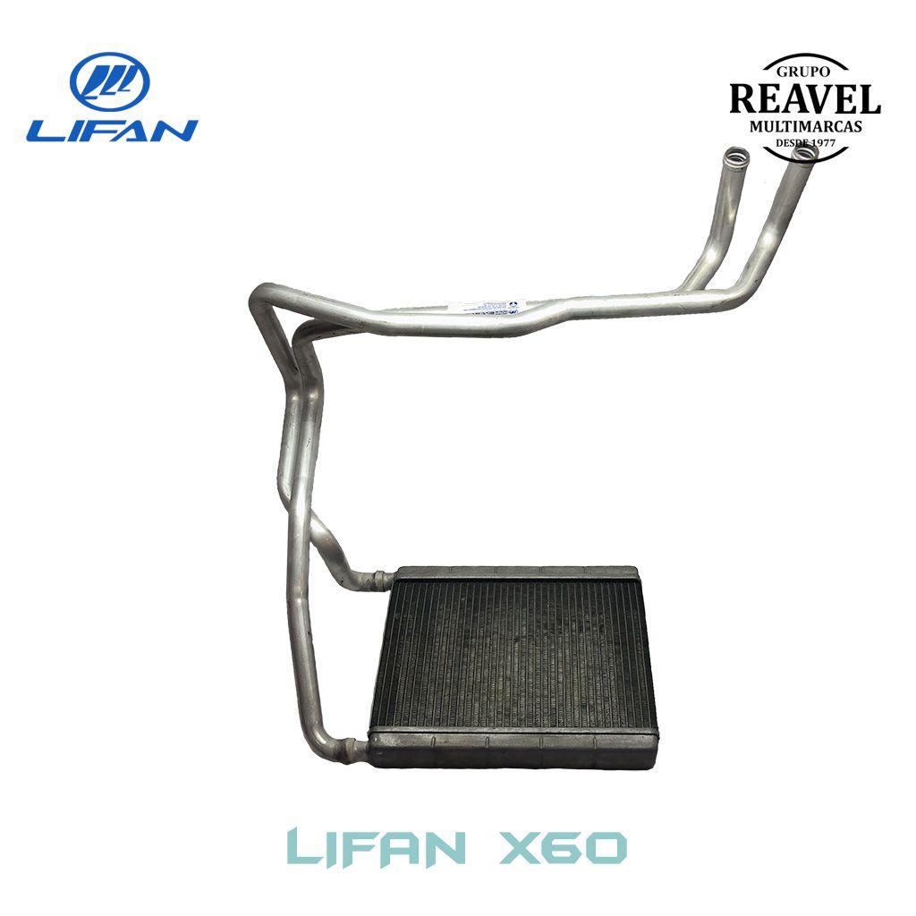 Radiador de Ar Quente - Lifan X60
