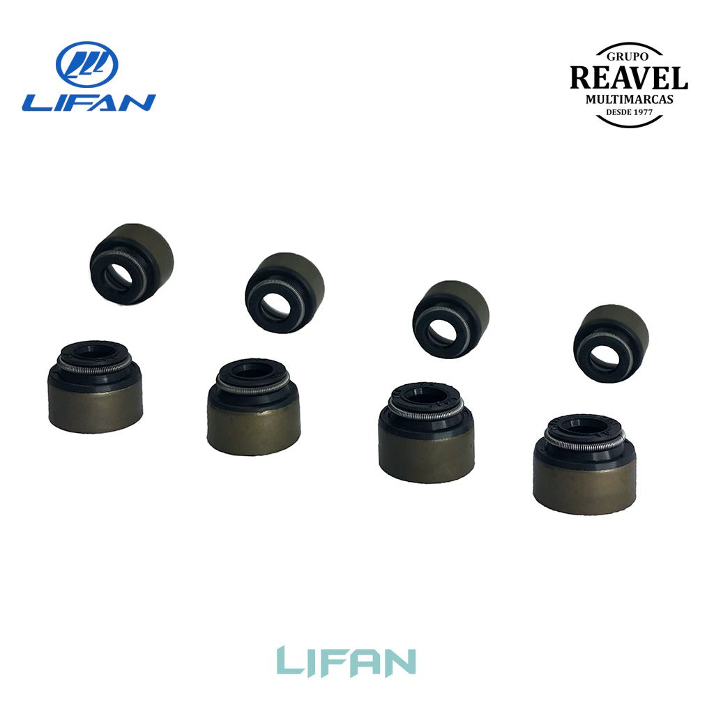 Retentor da Válvula de Admissão - Lifan Uso Comum