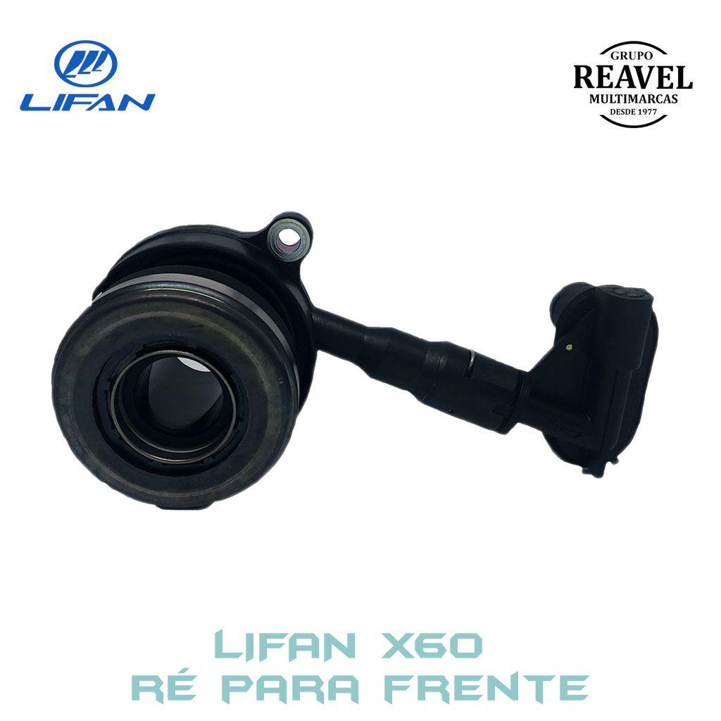 Rolamento de Desengate da Embreagem - Lifan X60 Ré Para Frente