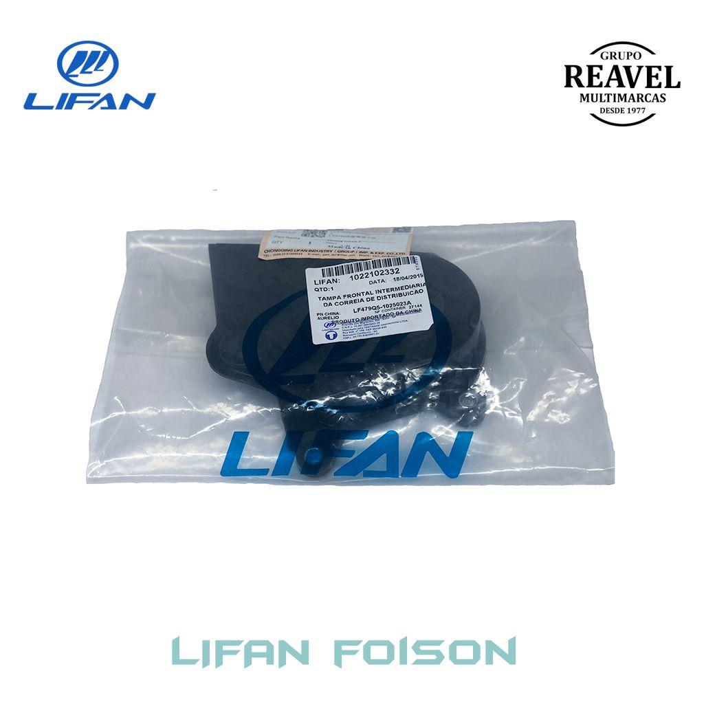 Tampa Frontal Intermediária da Correia de Distribuição - Lifan Foison