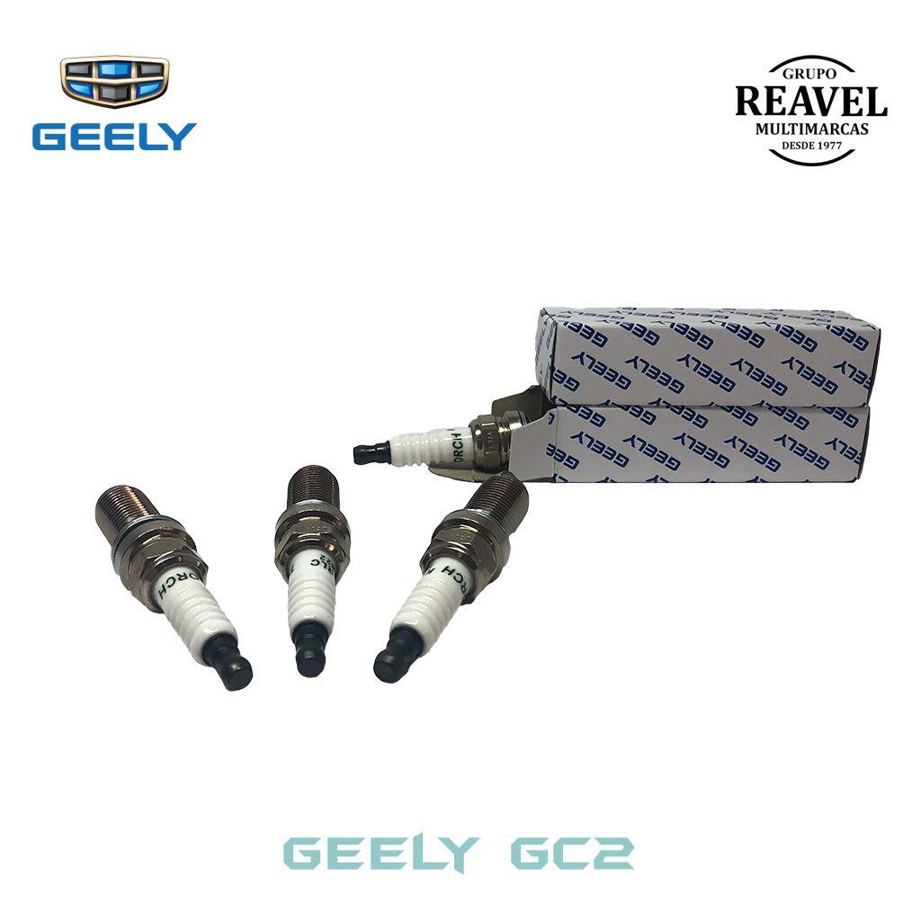 Vela de Ignição - Geely GC2