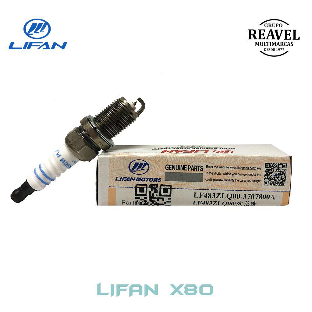 Vela de Ignição - Lifan X80