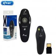 Apontador Laser Apresentador KP-8009 Knup Slide Wireless Laserpoint