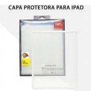 Capa Tablet Ipad Pro 10.5 Lx Max Silicone Anti impacto Transparente