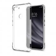 Capa Transparente Xiaomi Mi 8 Lite Antichoque Silicone TPU