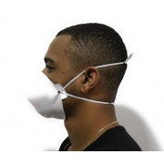 Kit 50 Máscaras de Proteção Reutilizável Spunbond Lavável