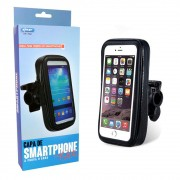 Suporte Moto Bike Case Capa Celular Smartphone Gps Bicicleta KP-7002