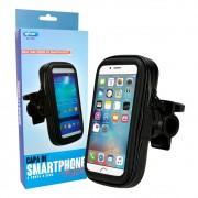 Suporte Moto Bike  Knup Case Capa Para Celular Smartphone Até 5,5 Pol Gps Bicicleta KP-7001