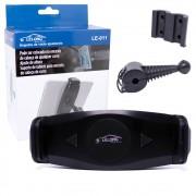 Suporte Universal Veicular de Tablet LE-011 Lelong Para Encosto de Cabeça de Carros Preto