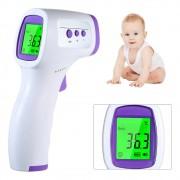 Termometro Laser Digital Infravermelho Adulto Infantil Testa