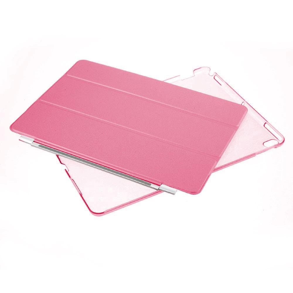Capa Tablet Ipad  2 3 4 HMaston Case Smart Cover Traseira Rosa Pink