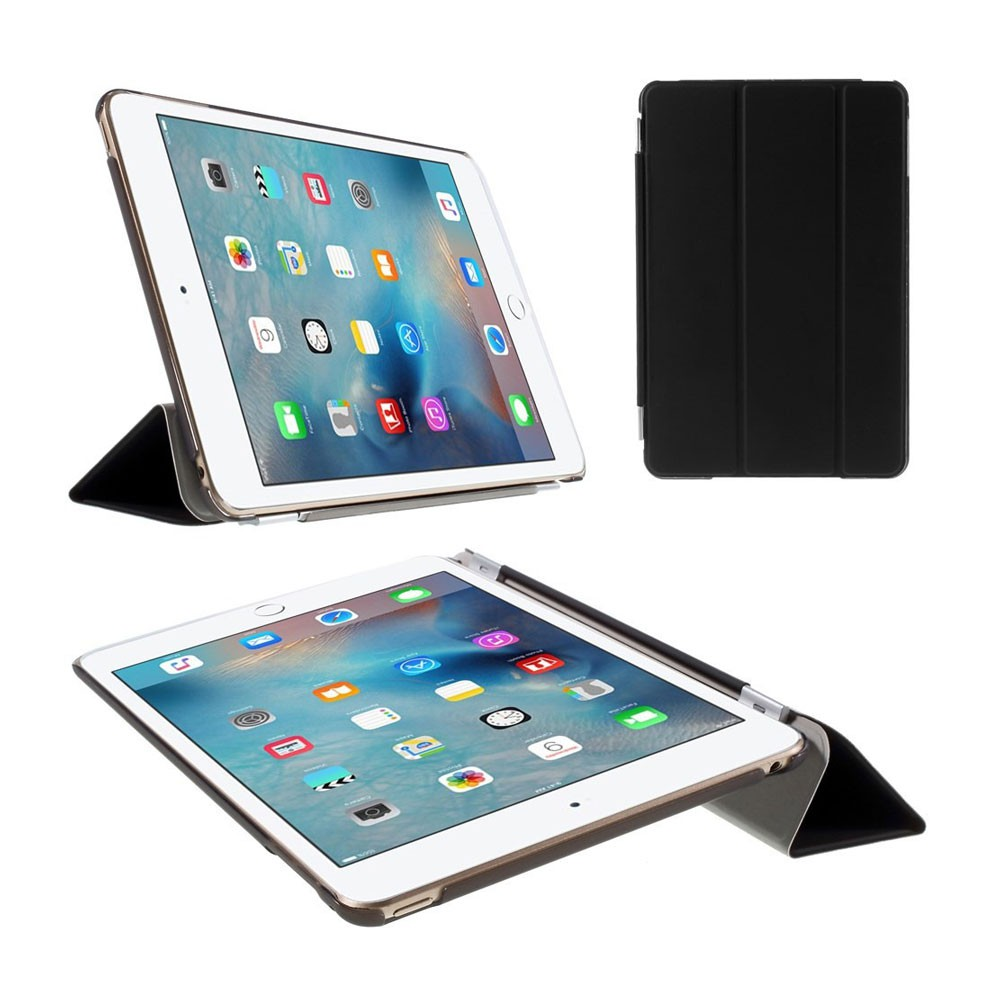 Capa Tablet Ipad  Mini 4 HMaston Case Magnética Smart Cover Traseira Preta