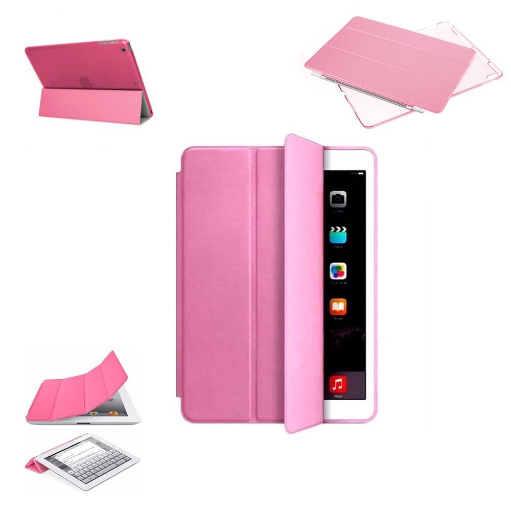 Capa Tablet Ipad  Mini 4 HMaston Case Magnética Smart Cover Traseira Rosa Pink
