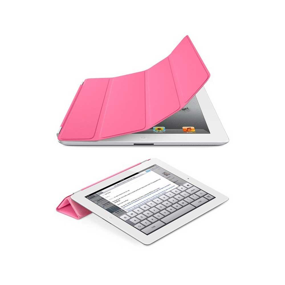 Capa Tablet Ipad Pro 10.5 Hmaston Case Magnética Smart Cover Traseira Rosa Pink
