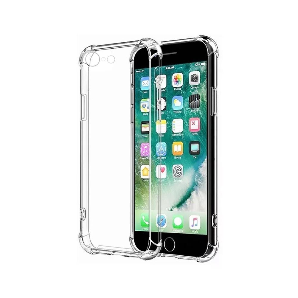 Capa Transparente Air Anti Impacto Choque iPhone 6 6g e 6s