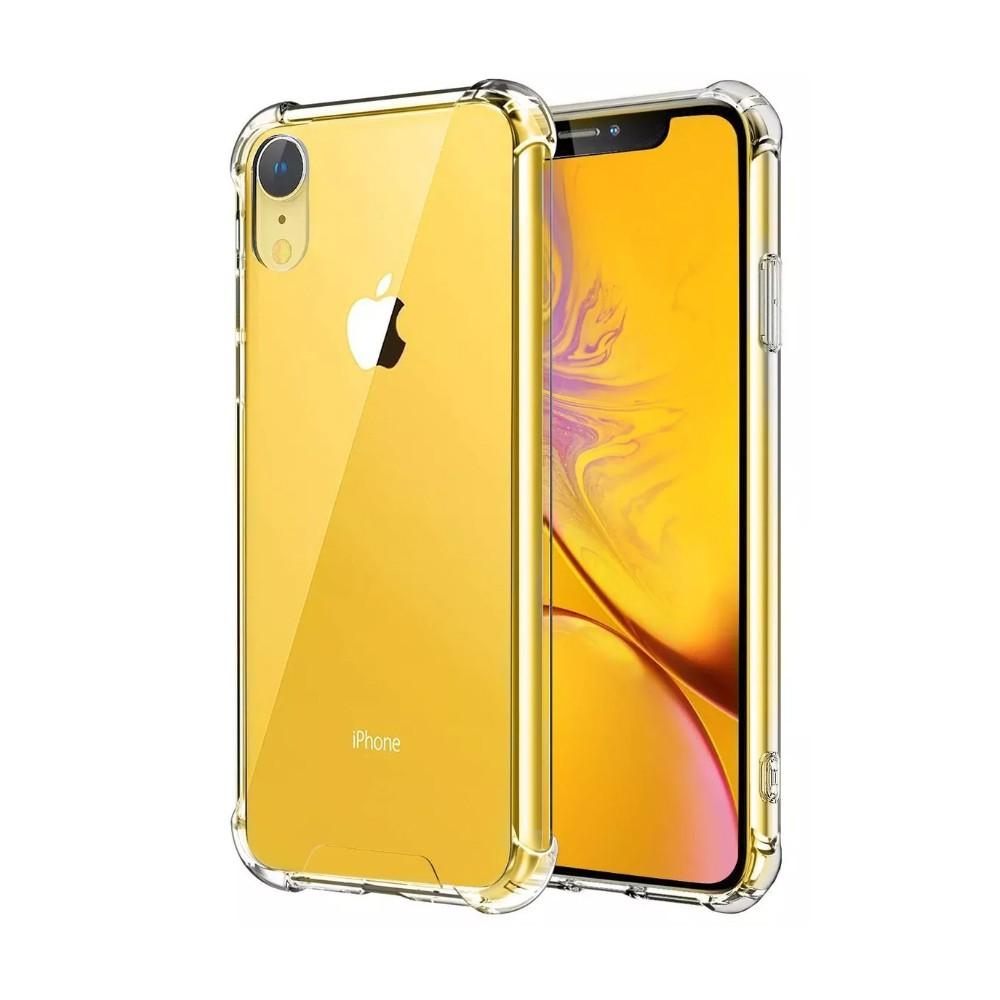 Capa Transparente Air Anti Impacto iPhone Xr 6.1 Antichoque TPU Silicone