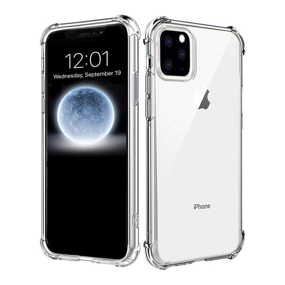 Capa Transparente Air Anti Impacto Para iPhone 11 Pro 5.8 Antichoque TPU Silicone