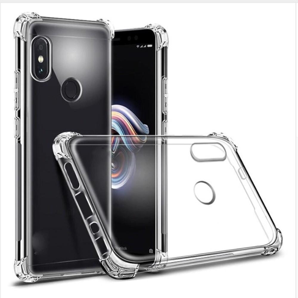 Capa Transparente Air Anti Impacto Para Xiaomi Mi 8 Antichoque TPU Silicone