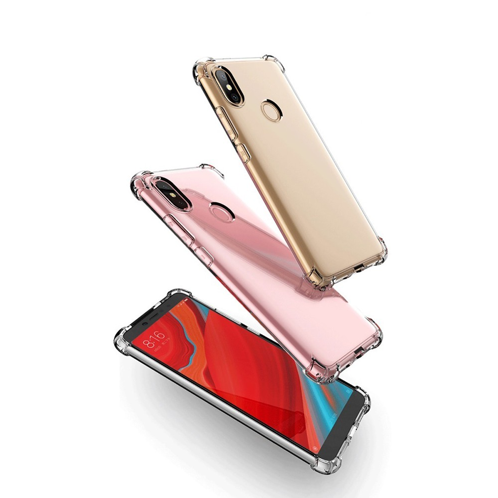 Capa Transparente Air Anti Impacto Xiaomi Mi 6X Antichoque