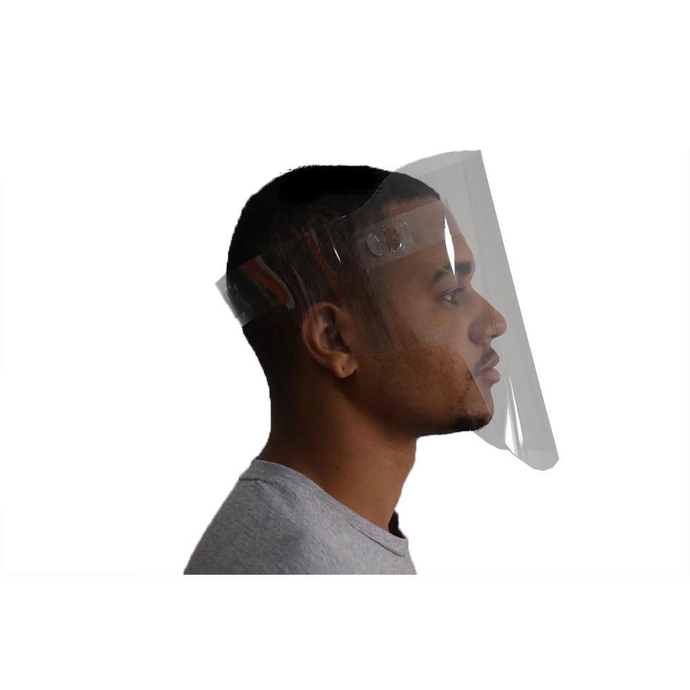 Mascara Viseira Proteção Face Shield Anti Gotículas