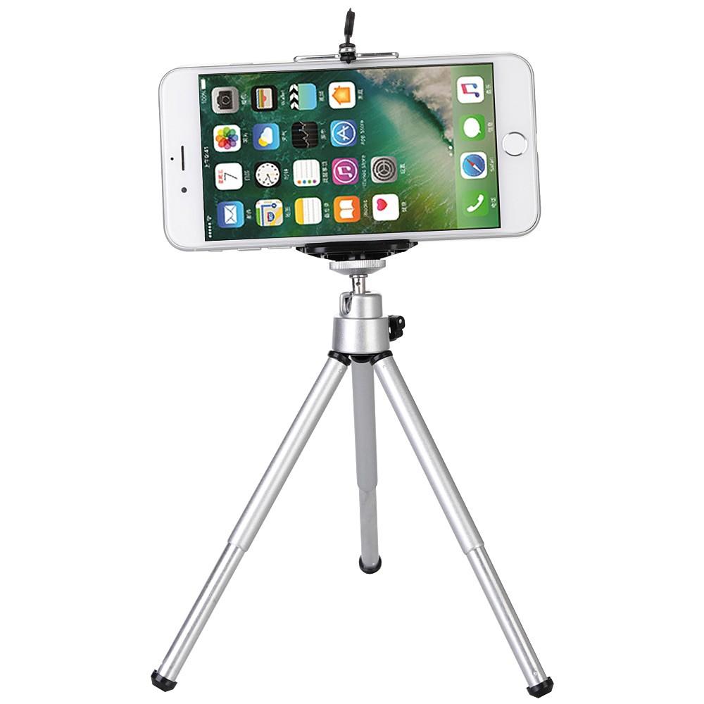 Mini Tripé C-390 Altomex Selfie Celular Smartphone e Câmera